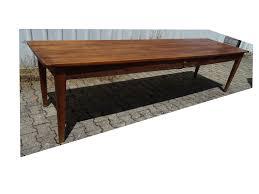 Biedermeier Sofa Zu Verkaufen by Verkauft Riesiger Kirschbaum Tisch 300cm Edeltrödel Antike