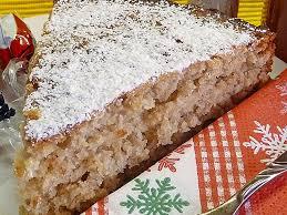haferflocken kuchen mit honig