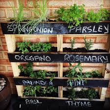 Creating A Pallet Garden Step By Instructions