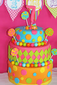 Cakes Decorated With Candy by 209 Best Candyland Sweet Shoppe Birthday Ideas Images On
