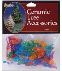 Ceramic Christmas Tree Bulbs 625u0022 100 Pkg Flame