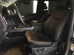 100 Ford Truck Replacement Seats Factory Vs Aftermarket Leather Pricing F150 Forum Community