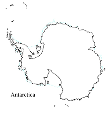 Pin Antarctica Clipart Black And White 13