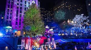 Rockefeller Christmas Tree Lighting 2018 by Gif U0027t A Tree U0027 Help Nbcuniversal And Arbor Day Foundation To Plant