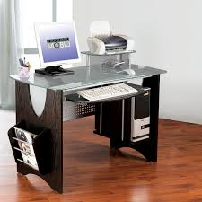 Techni Mobili Computer Desk With Storage by Techni Mobili Complete Computer Workstation With Cabinet And
