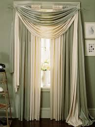 Searsca Sheer Curtains by How To Drape A Scarf Valance Scarf Valance Valances And Sheer