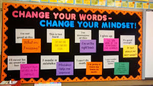 I Love This Image Of A Bulletin Board From Classroom It Translates The Growth Mindset For Both Our Students And Ourselves