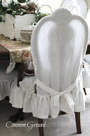 Pier One Dining Room Chair Covers by Best 25 Dining Room Chair Covers Ideas On Pinterest Chair