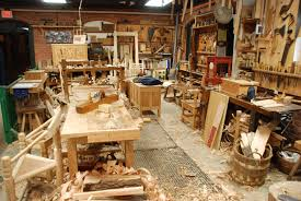 All About Workshop Design Fine Woodworking Article