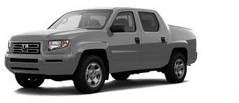 100 Uhaul Truck Mpg Amazoncom 2007 Honda Ridgeline Reviews Images And Specs Vehicles