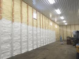 Residential Pole Barn 40x64x16 Page 19 Hoosier Square Insulation Foam Polyurethane Indiana Insulateupgrade Existing Barnshop Building New 36x60 Advice On Venting And Spray Foam Insulation Audubon Ia Iowa Insulators Finished With Metal Liner Kit Clothes Pinterest Diy Barns 7 Reasons To Choose Steel Over Buildings Residential Barn Insulated Spray Td Fischer Insulate For Pole Rollup Doors