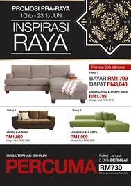 Macy Curtains For Living Room Malaysia by Pre Raya Promotion By Macy Furniture Clubscheap Com
