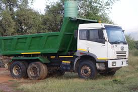 Tipper Truck For Sale/swop/trade. FAW 28/280.,2007,10 Meter Tipper ...