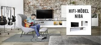 hifi möbel mit soundsystem niba contur raum freunde