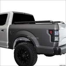 100 Side Rails For Trucks Topline Square Truck Bed Matte Blk 7387 ChevyGMC CK 65