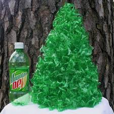 Waste Management Christmas Tree Pickup Santa Maria by Christmas Tree Made From Recycled Plastic Bottles Christmas