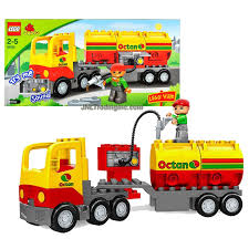 Lego Duplo Lego Ville Series Vehicle Set # 5605 - OCTAN TANKER Truck ...