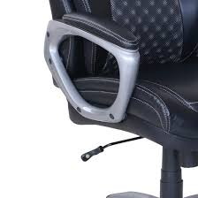 accucell manager chair black serta target