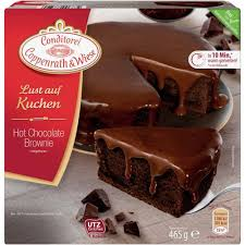 coppenrath wiese chocolate brownie