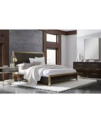 Black Leather Headboard With Diamonds by Bedroom Furniture Sets Macy U0027s