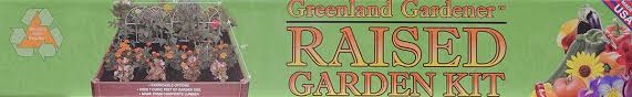 Greenland Gardener Raised Bed Garden Kit by Greenland Gardener Raised Garden Kit Walmart Com