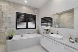 tile studio bathroom white butler pantry ideas grout