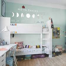 mond phasen spiegel wand aufkleber für kinderzimmer baby kinderzimmer wand aufkleber hause tür kindergarten schlafzimmer decor wandbild 3d r071