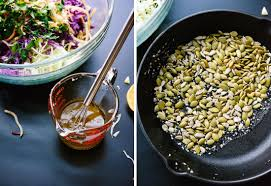 Bigs Pumpkin Seeds Amazon by Simple Healthy Coleslaw Recipe Cookie And Kate