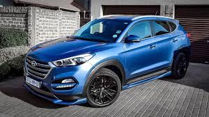 2017 Hyundai Tucson 1 6 Turbo Executive Sport Quick Review