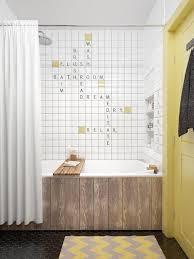 wow cooles badezimmer die holzfront der badewanne ist total