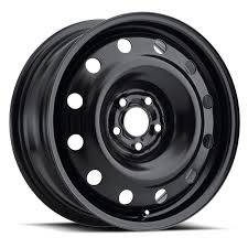 100 16 Inch Truck Wheels SET 4 X65 41 5X100 LIQUID METAL ATOM BLACK WHEELSRIMS 034