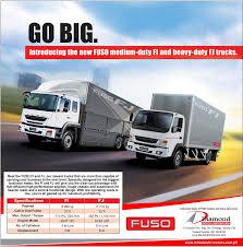 100 Mitsubishi Commercial Trucks The New FUSO FI And FJ Trucks Motors