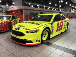 100 Menards Truck Rental New Looks For 2018 Tuesday January 23 2018 Ryan Blaney No 12