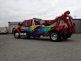 Tow Truck Wrap By Bullzeyesigns.com | Creative Juices | Tow Truck ...