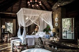 African Safari Themed Living Room by Bworldly South African Luxury Safari Lodge Camp Jambulani