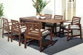 Ikea Dining Table Set Outdoor Furniture Extendable 4 Chairs