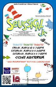 Seussical Tickets: Experience The Si ... - Movies, Music ... Outstanding Caoutstanding Productionaudience And Critical Hit Pophror Takes A Look Inside The Barn Listen Live To War Of The World Movies Music Open Auditions Seussical Musical Panorama Audiostream She Loves Me At Players Kc Studio November 2014 Journey By Carr Greenbelt Magic Band Mix Youtube 10th Annual 6 X 10 Play Festival Presented By Board Game Merch Store Regional Calendar Crucible Photos Videos At