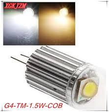 2017 new g4 dc 6v 12v led energy saving l led single l bulb