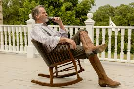 100 Cowboy In Rocking Chair TheSonBronson1 S And Dians Magazine