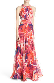 floral print maxi dresses for summer wedding guest season