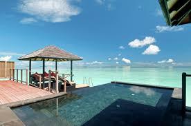 100 Maldives Infinity Pool Hilton Iru Fushi Resort And Spa
