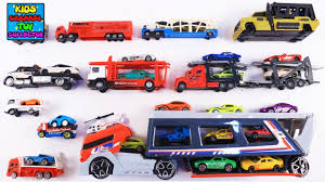 100 Toy Car Carrier Truck Learn Rier S And Vehicles For Kids Children Toddlers