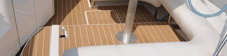 Nautolex Marine Vinyl Flooring by Nuteak Synthetic Marine Teak Decking Synthetic Marine Teak