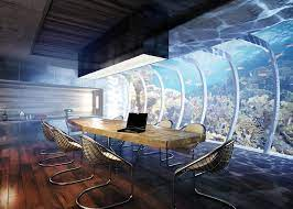 104 The Water Discus Underwater Hotel By Deep Ocean Technology