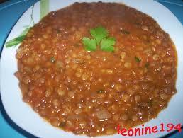 cuisine marocaine facile lentilles à la marocaine autour d un plat