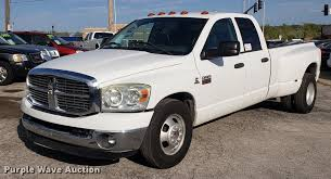 100 2009 Dodge Truck Ram 3500 Quad Cab Pickup Truck Item DF2467 We