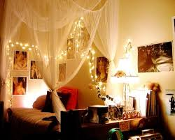 50 bedrooms decorated with lights romantisches