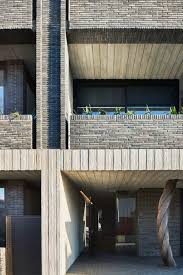 100 Elwood House Woods Bagot Designs Brickandconcrete Apartment Complex In