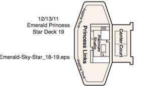 Star Princess Aloha Deck Plan by Emerald Princess Cruises U0026 Deals 2017 2018 Thomas Cook