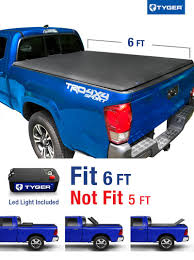 Tri-Fold Soft Tonneau Cover 2016-2018 Toyota Tacoma | Fleetside 6' Bed Fit 052015 Toyota Tacoma 5ft Short Bed Trifold Soft Tonneau 16 17 Tacoma Truck 5 Ft Bak G2 Bakflip 2426 Hard Folding Lock Roll Up Cover For Toyota Ft Truck Bed Size Mersnproforumco Bak Industries 11426 Fibermax 052018 Nissan Frontier Revolver X2 39507 Amazoncom Xmate Works With 2005 Buying Guide Install Bakflip Hard Tonneau Cover 2014 Toyota Tacoma Bak26407 Undcover Se Covers 96